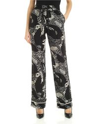 RED Valentino Pants For Women - Black