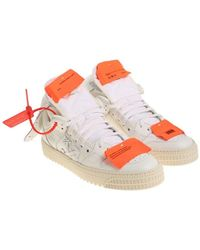 Off-White c/o Virgil Abloh White High 3.0 Trainers