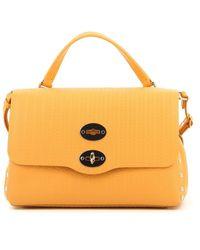 Zanellato Postina S Cachemire Blandine Bag - Orange