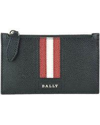 Bally Porta Carte Tenley - Nero