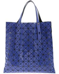 Bao Bao Issey Miyake Borsa Prism Gloss Color Blu Indaco
