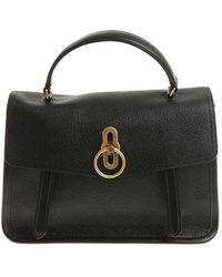 Mulberry - Black Gracy Satchel Bag - Lyst