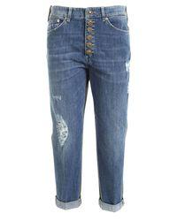 Dondup Koons Gioiello Jeans - Blue