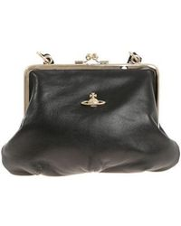 Vivienne Westwood - Black Shoulder Bag - Lyst