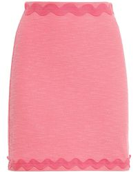 Pinko Prudente Mini Skirt - Pink