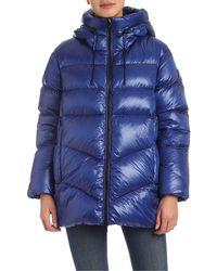 Woolrich Packable Birch Down Jacket - Blue