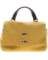 Zanellato Postina Baby Jones Line Handbag - Yellow