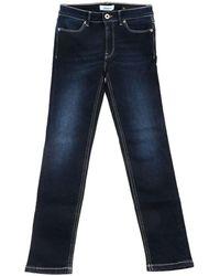 Dondup Jeans Iris Blu