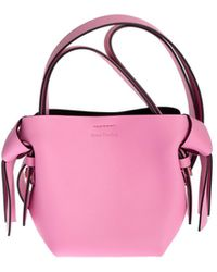 Acne Studios Musubi Micro Bag - Pink