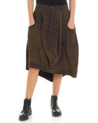 Rundholz - Green Knee-length Skirt - Lyst