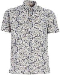 Altea - Smith Heritage Polo Shirt - Lyst