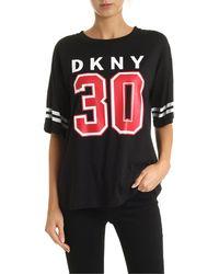 DKNY T-Shirt 30 Nera - Nero