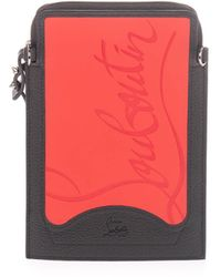 Christian Louboutin Loubi Phone Case - Red
