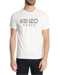 KENZO Cotton T-shirt - White