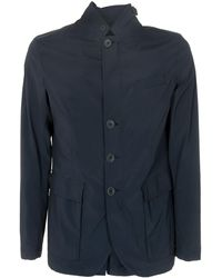 Herno - Single-breasted Jacket - Lyst