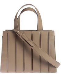 Max Mara Whitney Bag Medium - Natural