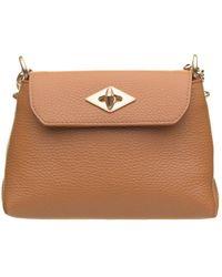 Ballantyne Diamond Shoulder Bag - Brown