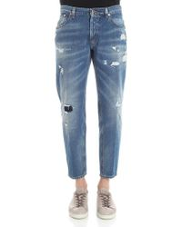 Dondup - Blue Brighton Jeans - Lyst