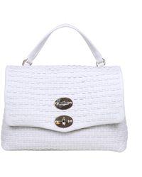 Zanellato Postina S Handbag - White