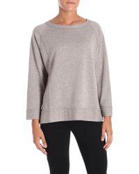 Lamberto Losani Dove Grey Wool And Silk Turtleneck Sweater