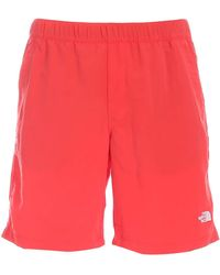 The North Face Classic Water Swim Trunks - Red
