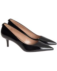 Twin Set - Painted Leather Pumps - Lyst