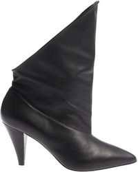 Givenchy - Black Pointed Ankle Boots - Lyst