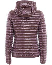 Colmar Purple Puffer Jacket