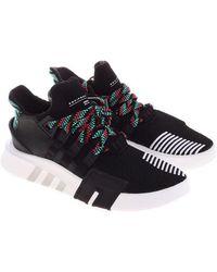 097bb6c5dd5 Lyst - Adidas Originals Sneakers Eqt Bask in Black for Men