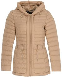 Woolrich - Hibiscus Hooded Puffer Jacket - Lyst