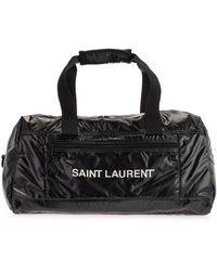 Saint Laurent Travel Bag - Black