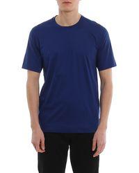 Z Zegna T-Shirt - Blu