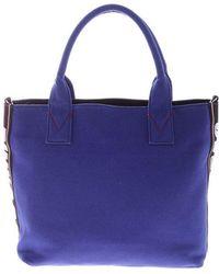 Pinko - Blue Abadeco Bag - Lyst