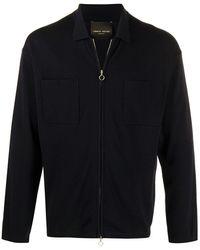 Roberto Collina Pockets Sweater - Black