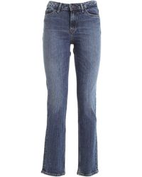 Tommy Hilfiger Straight Rome Jeans - Blue
