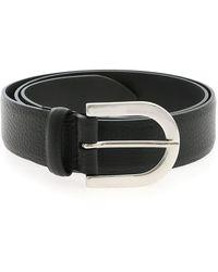 Orciani Cintura Micron - Nero