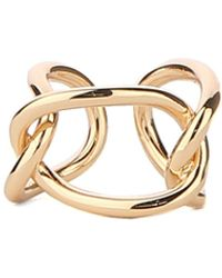 FEDERICA TOSI Ring Bolt - Metallic