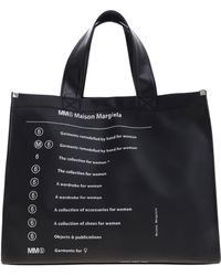 2722edf5ae MM6 by Maison Martin Margiela - Borsa a mano MM6 Garments for Women - Lyst