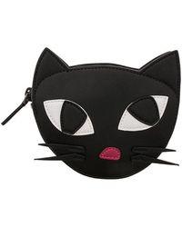 Lulu Guinness - Kooky Cat Shopper Bag - Lyst