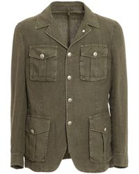 L.B.M. 1911 - Linen Field Jacket - Lyst