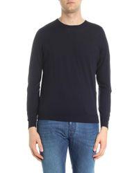 Drumohr Wool Sweater - Blue