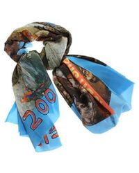 Vivienne Westwood - Paradise Vivienne Scarf (andreas Kronthaler Unisex Collection For ) - Lyst