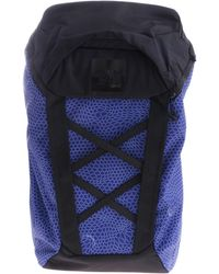 23950be297 The North Face - Instigator 28 Backpack In Blue And Black - Lyst