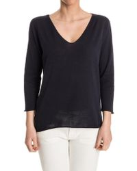 Fabiana Filippi - Cotton Sweater - Lyst