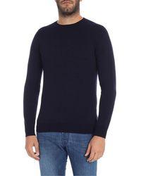 l'atteggiamento migliore 883f2 745fc Blu Knitted Pullover - Blue