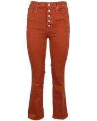 J Brand Lillie Jeans - Orange