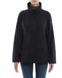 Peuterey Cold Jacket Tech Fabric - Blue