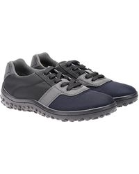 Car Shoe - Fabric Trainers - Lyst