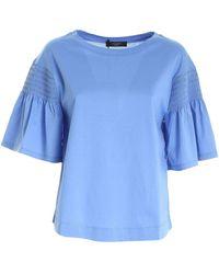 Weekend by Maxmara Vanesio T-shirt - Blue