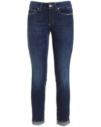 Dondup 5-pockets Jeans - Blue